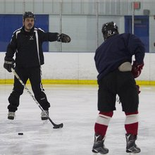 Sirois brings gritty bus league experience to Ice Cocks