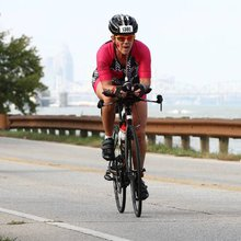 Resolution kept: At 59, woman completes first full Ironman triathlon