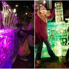 A pop-up ice bar is returning to Peabody