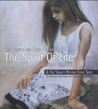 Tina Garrett and Kathy Hofmann The Spirit Of Life A Collaborative Exhibition