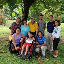Good Neighbors by Faith Barnidge: Rotary's Wheelchair Project helps disabled children, adults