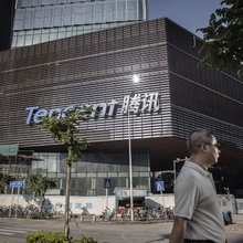 Tencent Opens U.S. Data Center as American Rivals Face Hurdles in China