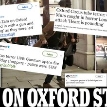 How British tabloid newspapers compete to call an incident a terrorist attack.