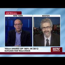 Antony Currie and Timothy Lutts Discuss Tesla