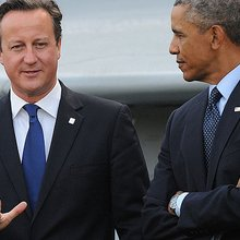 Don't Cut Defence, Obama Warns UK
