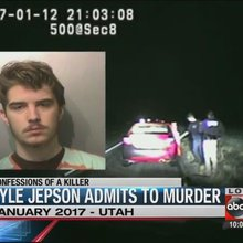 Confessions of a Killer: Kyle Jepson admits to killing Gloria Gary