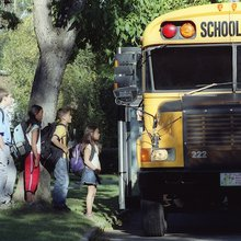 I'm Not a Helicopter Mom. The Real Reason Why I Wait for the Bus with My Teenagers