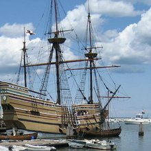 Travel Back in Time to Plymouth, Massachusetts