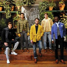 New York Fashion Week: Athletic menswear grows up