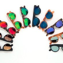 Hot trend alert: Westward Leaning is launching a unique collection of sunglasses