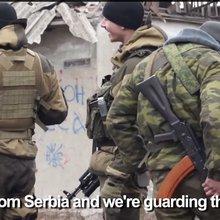 Volunteer Soldiers Fighting In Ukraine
