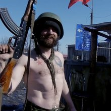 Civilians Return to Debaltseve