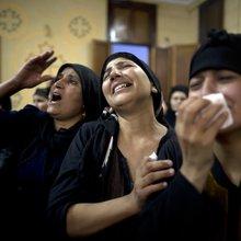 Egypt's Coptic Christians seek Abdel-Fattah el-Sissi's protection