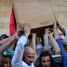 Egypt searches for answers after police massacre