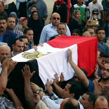 Egypt replaces defence and security chiefs and names Libya as greatest threat