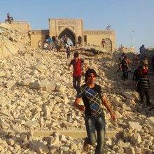 Archaeologists say rebuilding Jonah's mosque should wait