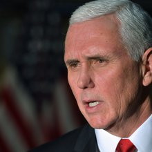Jerusalem embassy move complicates Mike Pence trip to Middle East