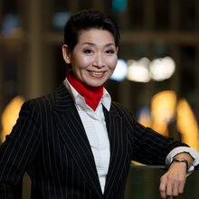 Fashion Chief Rallies to Make Park South Korean President