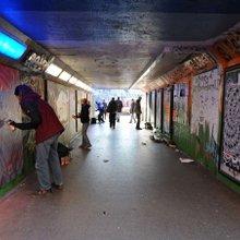 Bristol's fight for legalised graffiti