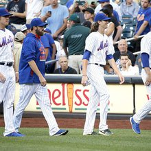 Will innings limits be an issue for Mets starters?