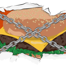 How To Eat Healthy, Even When A Cheeseburger Is Right There