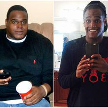 Sometimes, you can't love yourself at any size: How I lost 160 pounds