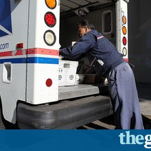 First class meal: could the US postal service deliver food to the needy?