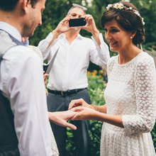 The No Cell Phone Wedding: Why Brides And Grooms Want You To Forget Instagram And Stop Taking Sel...