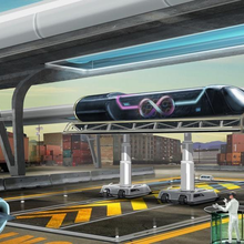 Exclusive: One in Five Americans Would Choose Hyperloop Over Space Travel