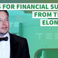 Elon Musk's Essential Tips for Aspiring Entrepreneurs