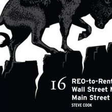 REO-to-Rentals: Wall Street Meets Main Street