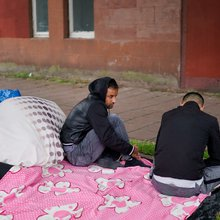 "Being a ""failed asylum seeker"" leads directly to homelessness on the streets of Glasgow"