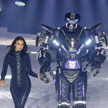 Philipp Plein's Sci Fi Themed Show lands at New York Fashion Week