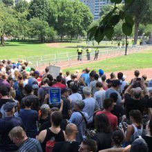 Live coverage of Boston's 'free speech' rally and counter-protests