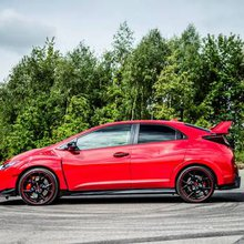 R is for red hot - the much anticipated Honda Civic Type-R makes its return - Independent.ie