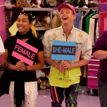GLAAD, Logo finally issue statements addressing concerns of transphobia of RuPaul's Drag Race