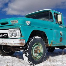 Would you buy this 1962 GMC 4x4? We would