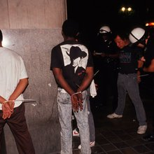 Unforgettable Photos of the Rodney King Riots