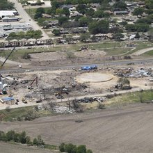 Texas town eyes new fertilizer plant a year after deadly blast
