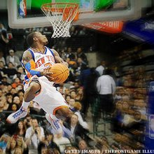 How Nate Robinson Continues To Soar In NBA