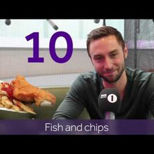 Eurovision winner Mans Zelmerlow rates British things