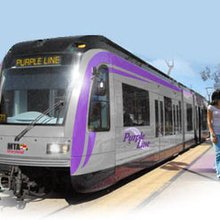 Hogan approves Purple Line pending county commitments