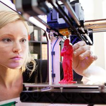 Thirty-Five Percent of Engineering Jobs Now Require 3-D Printing Skills