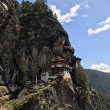 A trek to Bhutan is rewarded with alpine and cultural beauty
