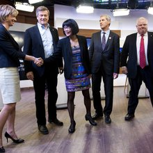 Toronto mayoralty election: Metrics, behavioural profiles and data mining have taken root   Toron...