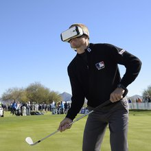PGA Tour Makes Hole-in-One with Oculus Partnership