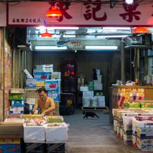 HKFP Lens: As Hong Kong sleeps, Yau Ma Tei's wholesale fruit market comes to life | Hong Kong Fre...