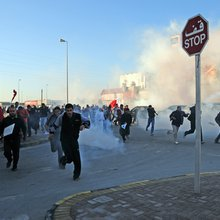 Solidarity Is Not a One Way Street: Teargas from Manama to Missouri