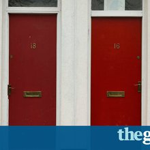G4S bosses admit number of asylum seeker homes with red doors 'too high'