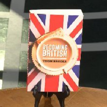 Guilford man writes about becoming a British citizen